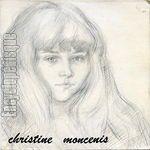 christine moncenis, une chanteuse française qui officiait lors des années 1960 et 1970 notamment sur des compositions de serge franklin
