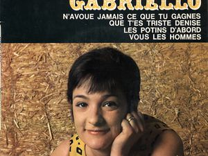 suzanne gabriello, une actrice et chanteuse française qui fut l'une des compagnes de jacques brel pour laquelle il écrit &quot&#x3B;ne me quitte pas&quot&#x3B;