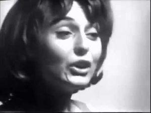 éva miller, une chanteuse française des années 1960 formée à la dure école du cirque par son père et frère ainé