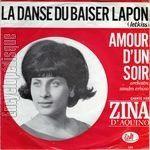 zina d'aquino, une jeune chanteuse d'origine sicilienne qui sera remarquée par ce titre notamment &quot&#x3B;qu'en dis-tu?&quot&#x3B;