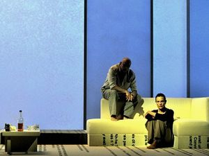 Dispersion, de Harold Pinter, au Poche, à Genève
