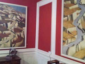 Exposition Sergej Aparin à la Plexus Art Gallery de Clarens/Montreux