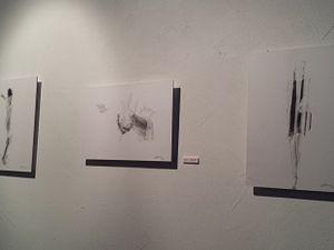 Tremblements / Eruptions, à l'Espace Didier Mouron, à Giez