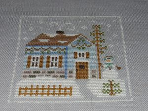 Snowgirl's cottage