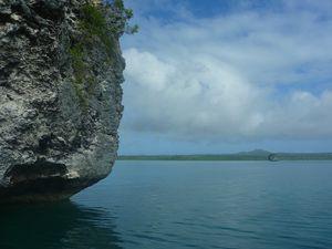 Baie d'Upi ~ île des pins