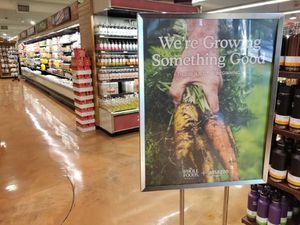 Prix bas et Amazon Echo en TG : la semaine folle de Whole Foods Amazon en images.