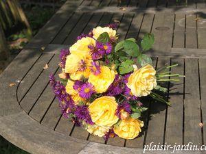 Bouquet Graham-Violetta
