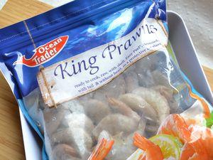 Crevettes à l'Asiatique #défi bbq Lidl