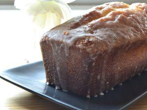 Cake au citron de Christophe Felder