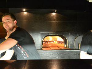 Le restaurant Flamme &amp&#x3B; Co : 1 tarte flambée, 1 personnalité