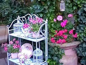 Mes coups de coeurs, mes adresses : Salon de Thé  Au Fond du Jardin