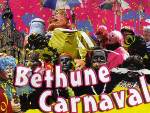 Béthune Carnaval 2017