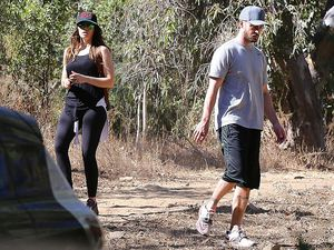 Photos: Justin et Jessica à Los Angeles (25/10/2014)