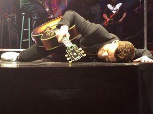 Vidéo: Justin Timberlake chante avec Garth Brooks