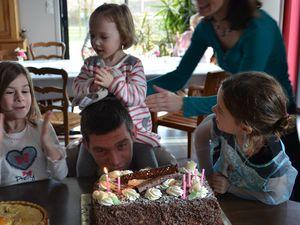 Brunch pour un anniversaire * Happy 2*