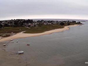 Île Grande et île Aval - (Images tirées de la vidéo Mobius)