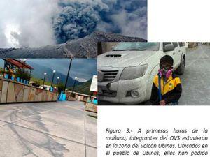 Ubinas - 08..04.2015 - Doc. VolcanoDiscovery Ubinas - 08..04.2015 - Doc. Volcanodiscovery