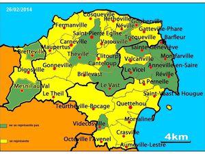 Communes  2 - communes dans lesquelles les maires ne se représentent pas