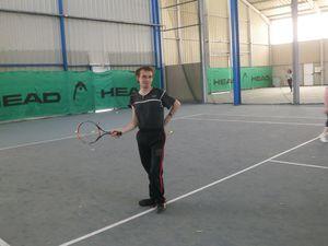 Journée initiation tennis