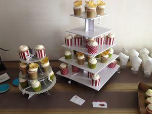 Ma dégustation de cupcakes légers et fruités chez Mondelice Cakes - Gourmandise Emotive à Lille