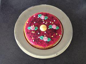 Recette : glaçage au sucre coloré pour gâteau ou biscuits sablés (avec épices à Noël)