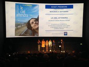 Cinéma film Le Ciel Attendra