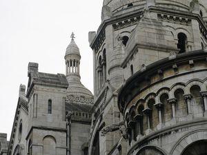 Montmartre (2) : Basilique du Sacré-Coeur