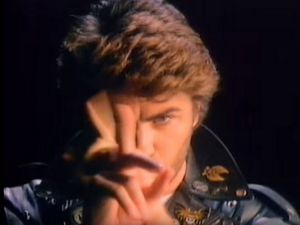 SINGING WITH GEORGE MICHAEL !!