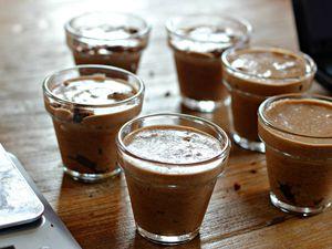 Tiramisu au chocolat et aux brownies