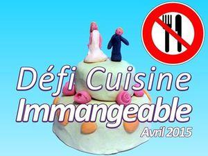 """Défi 1: """"La Cuisine Immangeable"""""""