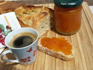 Confiture d'abricots allégée. (Recettes au Companion ou pas ...)