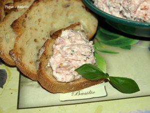 Tartinade de jambon blanc. (Recettes au Companion ou pas ...)