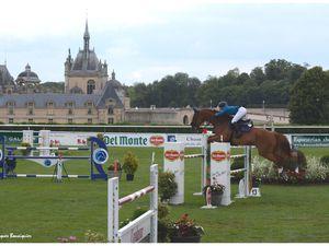 Jumping à Chantilly : Global Champions Tour 2017