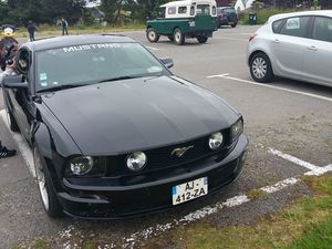 Ford Mustang GT V8 320 ch