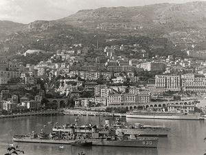 PORT HERCULE 1947