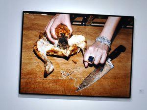 Icônes: Helmut Newton au Musée de la Photographie Charles Nègre de NIce