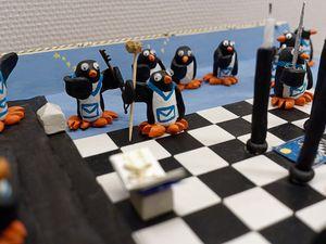 La maçonnerie ? Un club de pingouins ?