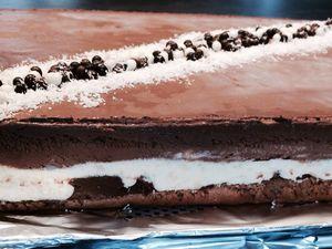 Royal Coco &amp&#x3B; trois chocolat