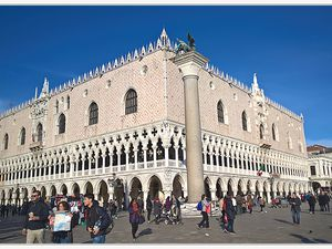 Association  Lou Roudoulet de Chamatte le voyage a Venise