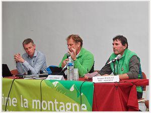 Saint André les Alpes : Jacques Raoust médaillé au congrès des accompagnateurs en montagne