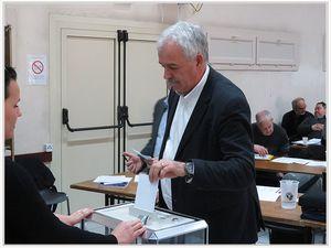Saint André les Alpes : Serge Prato est élu président de la Communauté de communes Alpes Provence Verdon