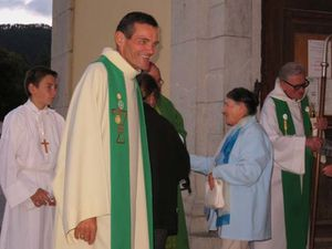 L'adieu au Père Claude Listello