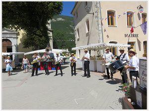 Saint André les Alpes : Un 14 juillet très festif a rassemblé le village
