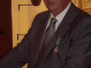 Frédéri Ohlen en 2009 lors et couverture du roman. Cliquer sur l'image que vous voulez voir entière