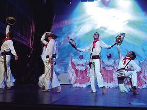 Un ballet folklorique féérique