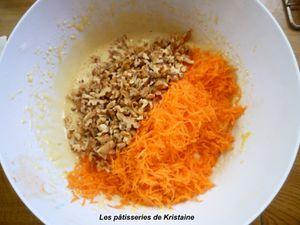 Carrot Cake : la recette en étape