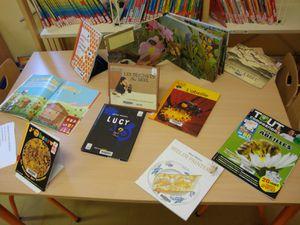bibliographie enfants et adultes