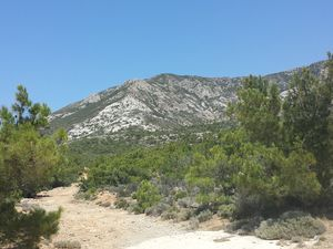 Mon voyage en Crète, Elafonissi