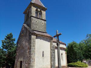 La Chapelle sous Dun : Chapelle