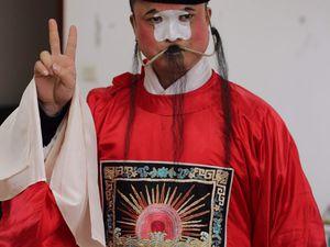 Retour sur la résidence Mask Project à l'AF Wuhan